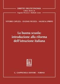 La buona scuola: introduzione alla riforma dell'istruzione itali