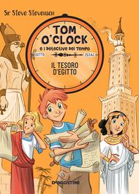 Il tesoro d'Egitto. Tom O'Clock. vol. 5 ePub