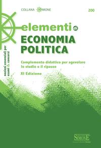 Elementi di Economia Politica