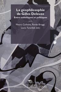 La géophilosophie de Gilles Deleuze ePub
