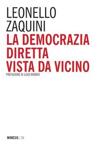 La democrazia diretta vista da vicino