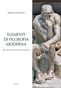 Elementi di filosofia moderna