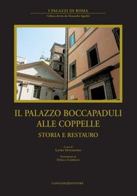 Il palazzo Boccapaduli alle Coppelle