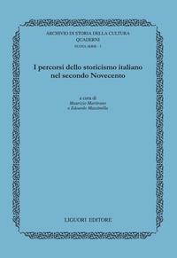 I percorsi dello storicismo italiano nel secondo Novecento