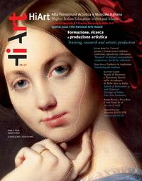 HiArt n. 6-7 Anno 4, gennaio-dicembre 2011