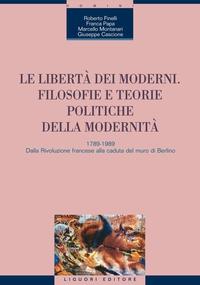 Le libertà dei moderni