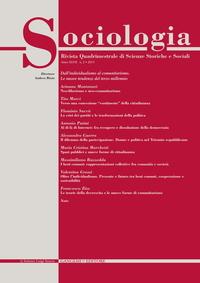 Sociologia n. 2/2013