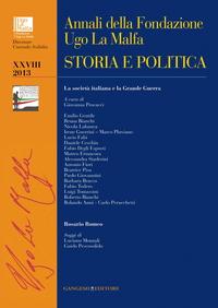 Annali della Fondazione Ugo La Malfa XXVIII – 2013