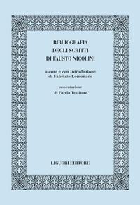 Bibliografia degli scritti di Fausto Nicolini