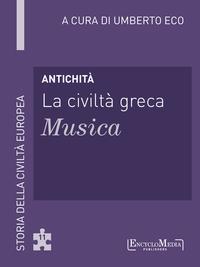 Antichità - La civiltà greca - Musica ePub