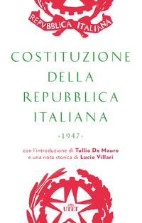 Costituzione della Repubblica Italiana (1947) ePub