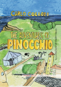 The adventures of Pinocchio. Illustrations by Franco Staino