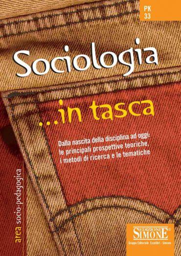 Sociologia... in tasca - Nozioni essenziali