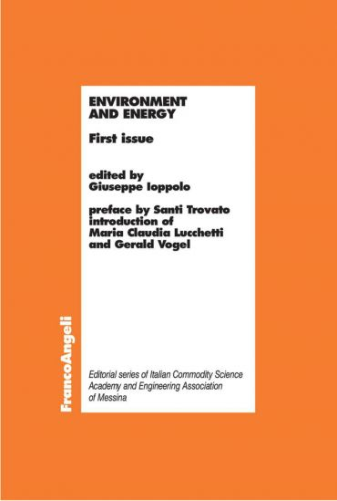 Environment and Energy. First issue