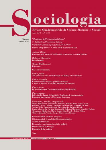 Sociologia n. 3/2013 ePub