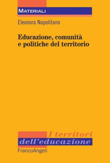 Educazione, comunità e politiche del territorio ePub