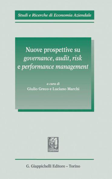 Nuove prospettive su governance, audit, risk e performance manag