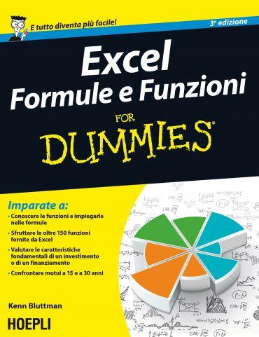 Excel formule e funzioni For Dummies ePub