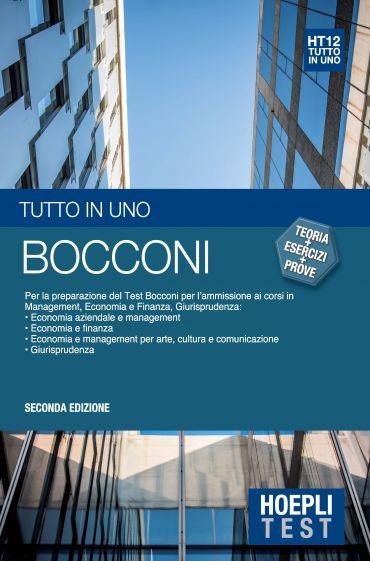 Hoepli Test 12 - Bocconi ePub