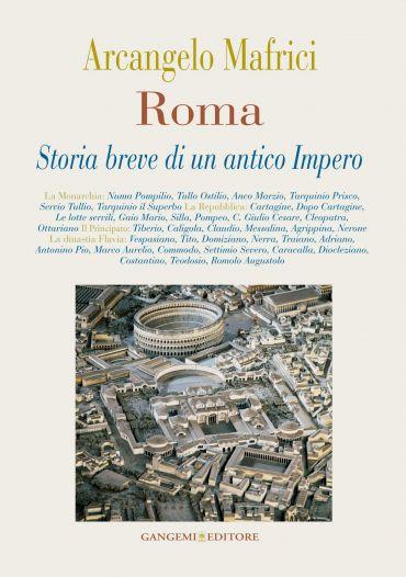 Roma. Storia breve di un antico Impero ePub