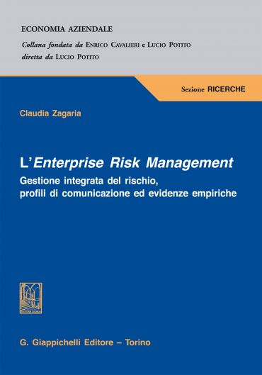 L'Enterprise Risk Management. ePub