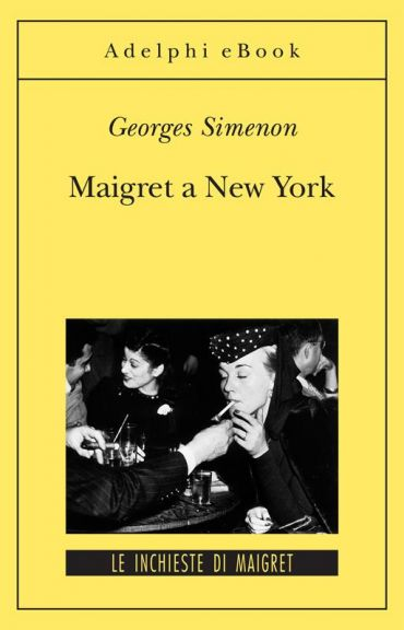 Maigret a New York ePub