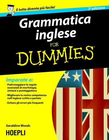 Grammatica inglese For Dummies ePub