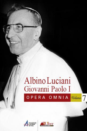 Opera omnia [vol_7] / Venezia, 1975 - 1976. Discorsi, scritti, a