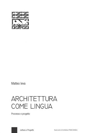 Architettura come lingua