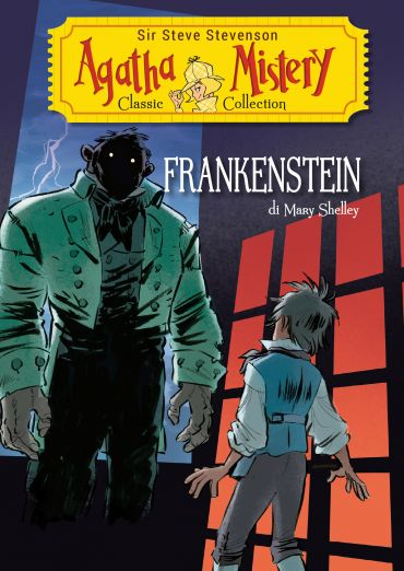Frankenstein (Agatha Mistery Classic Collection) ePub