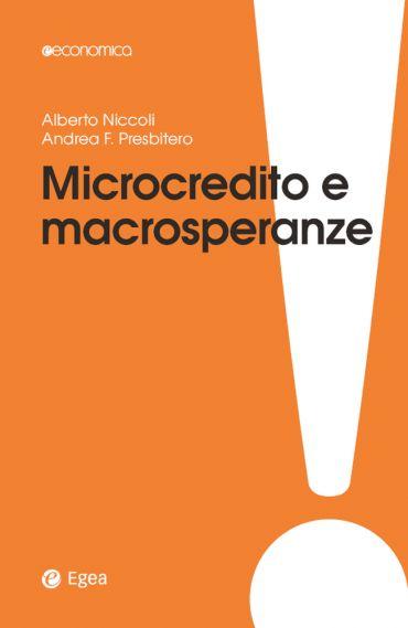Microcredito e macrosperanze ePub