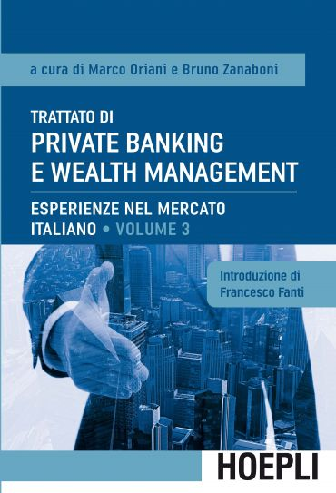 Trattato di Private Banking e Wealth Management, vol. 3 ePub