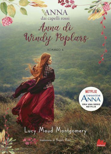 Anna dai capelli rossi 4. Anna di Windy Poplars ePub
