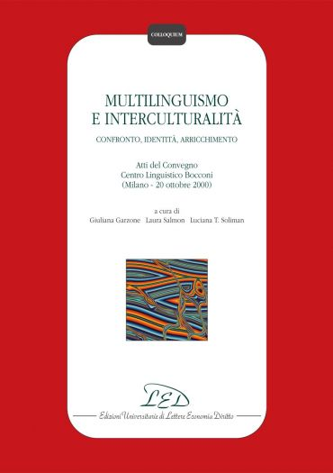 Multilinguismo e interculturalità