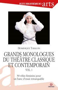 Grands monologues du théâtre classique et contemporain ePub