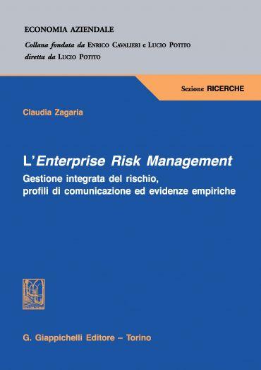 L'Enterprise Risk Management.