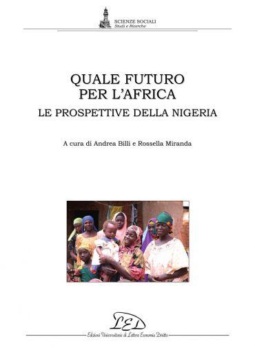 Quale futuro per l'Africa
