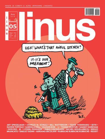 Linus maggio 2018