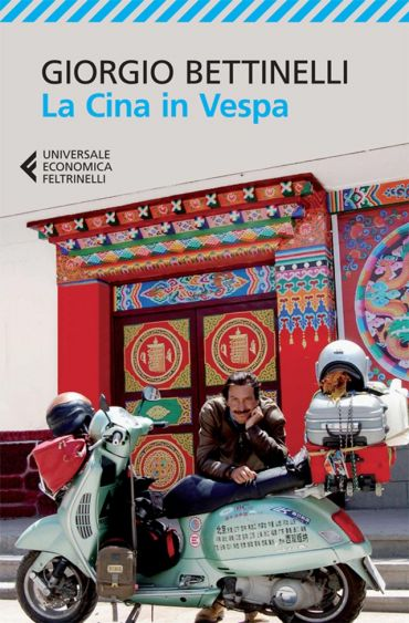 La Cina in Vespa ePub