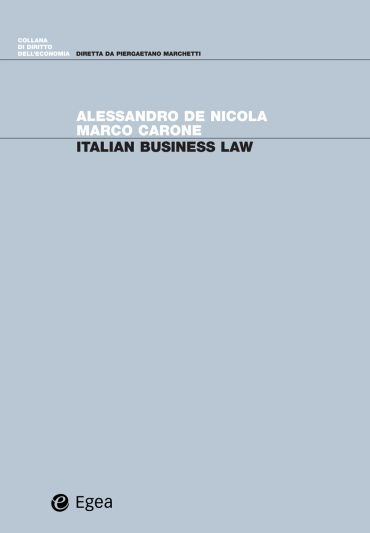 Italian Business Law ePub
