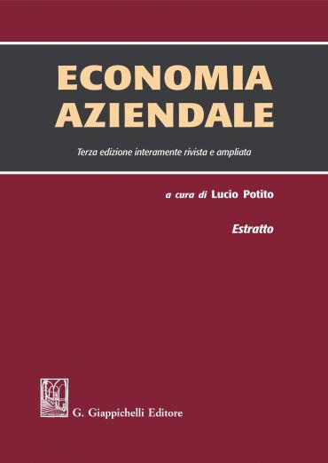 Economia aziendale. Estratto
