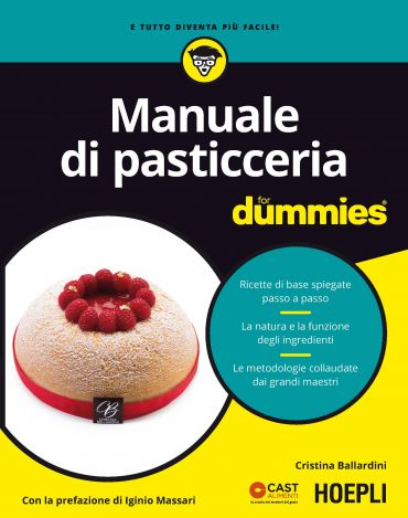 Manuale di pasticceria for dummies ePub