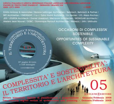 Complessità e sostenibilità: il territorio e l'architettura n. 0