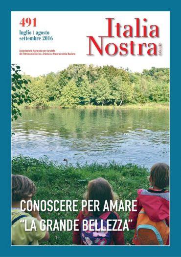 Italia Nostra 491 lug-set 2016