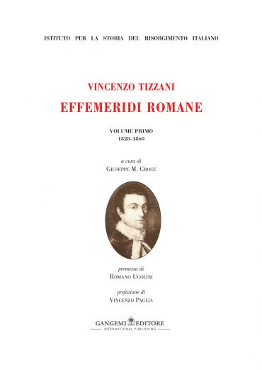 Vincenzo Tizzani. Effemeridi Romane ePub