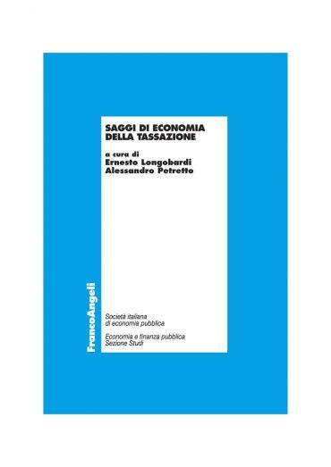 Saggi di Economia della tassazione