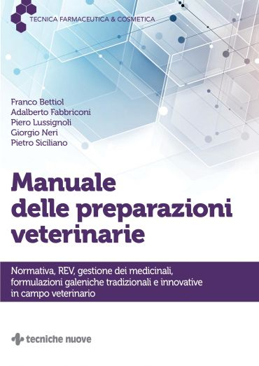 Manuale delle preparazioni veterinarie