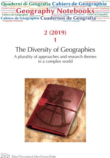 Geography Notebooks. Vol 2, No 1 (2019). The Diversity of Geogra
