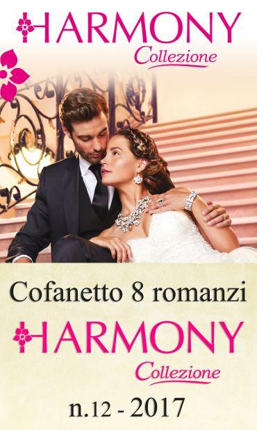 Cofanetto 8 Harmony Collezione n.12/2017 ePub