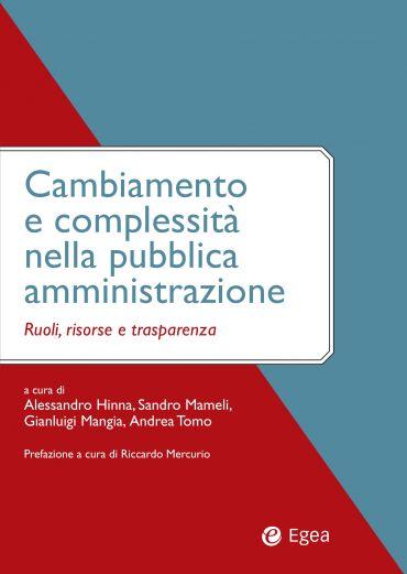 Cambiamento e complessità nella pubblica amministrazione